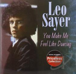 Sayer, Leo - You Make Me Feel Like Dancing and Other Hits CD Cover Art