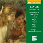 Renoir: Music Of His Time - Music at the time of Renoir CD Cover Art