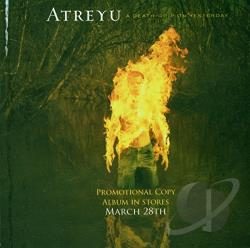 Atreyu - Death-Grip on Yesterday CD Cover Art