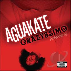 Aguakate - Crazyssimo CD Cover Art
