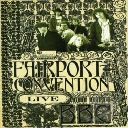Fairport Convention - Live at the BBC CD Cover Art