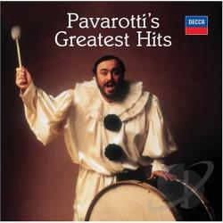 Pavarotti, Luciano - Pavarotti's Greatest Hits CD Cover Art