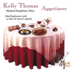 Kelly, Thomas - Appetizers CD Cover Art