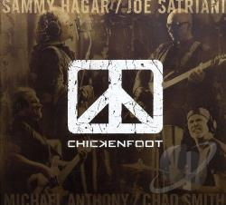 Chickenfoot - Chickenfoot CD Cover Art