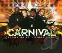 Carnival - Population of Invisible People CD Cover Art