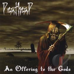Deathead - Offering To The Gods CD Cover Art