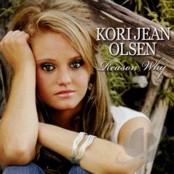Kori Jean Olsen - Reason Why CD Cover Art