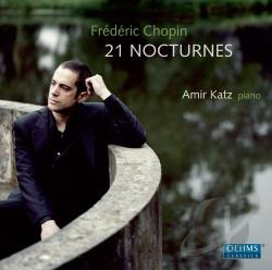 Chopin / Katz - Chopin: 21 Nocturnes CD Cover Art