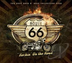 Route 66 CD Cover Art