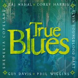 True Blues CD Cover Art
