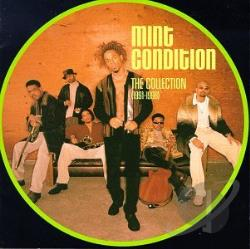 Mint Condition - Collection: 1991-1998 CD Cover Art