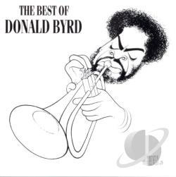 Byrd, Donald - Best of Donald Byrd CD Cover Art