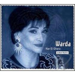 Warda - Nar El Ghera CD Cover Art