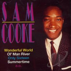 Cooke, Sam - Best Of Sam Cooke CD Cover Art