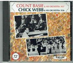Basie, Count - And His Orchestra 1937 CD Cover Art