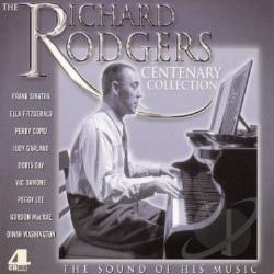 Richard Rodgers Centenary Collection CD Cover Art
