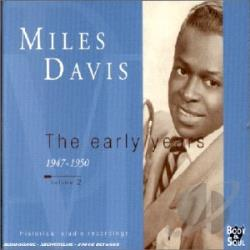 Davis, Miles - Complete Vol. 2 CD Cover Art