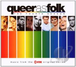 Queer as Folk: The Fourth Season CD Cover Art