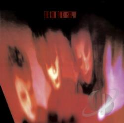 Cure - Pornography CD Cover Art