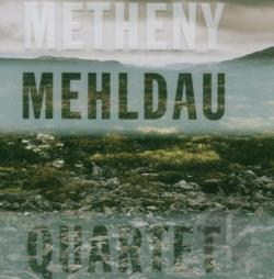 Mehldau, Brad / Metheny, Pat - Quartet CD Cover Art