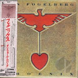 Fogelberg, Dan - Phoenix CD Cover Art