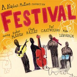 Mceuen, Nathan - Festival CD Cover Art