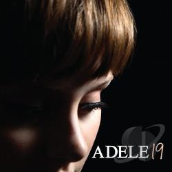 Adele - 19 LP Cover Art