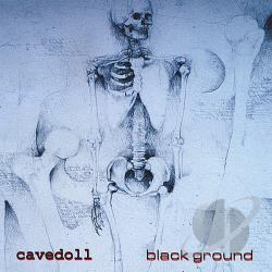 Cavedoll - Black Ground CD Cover Art