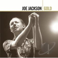 Jackson, Joe - Gold CD Cover Art