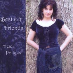 Pollyea, Heidi - Best (of) Friends CD Cover Art