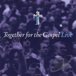 Kauflin, Bob - Together for the Gospel Live CD Cover Art
