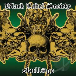 Black Label Society - Skullage CD Cover Art
