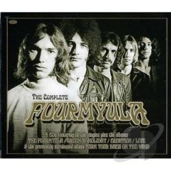 Fourmyula - Complete Fourmyula CD Cover Art