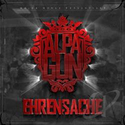 Alpa Gun - Ehrensache CD Cover Art