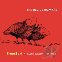 Trombari - Devil's Hopyard CD Cover Art