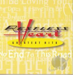 Restless Heart - Greatest Hits CD Cover Art