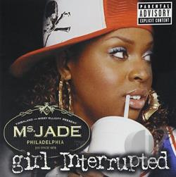 Ms. Jade - Girl Interrupted CD Cover Art