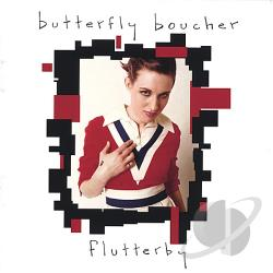 Boucher, Butterfly - Flutterby CD Cover Art