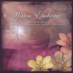 Wall, James - Warm Embrace CD Cover Art