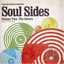 Soul Sides Vol. 2: The Covers CD Cover Art