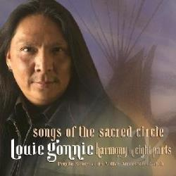 Gonnie, Louie - Songs of the Sacred Circle CD Cover Art
