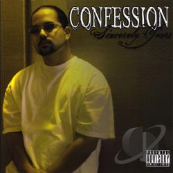 Confession - Sincerely Yours CD Cover Art