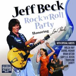 Beck, Jeff - Jeff Beck's Rock 'N' Roll Party: Honoring Les Paul LP Cover Art