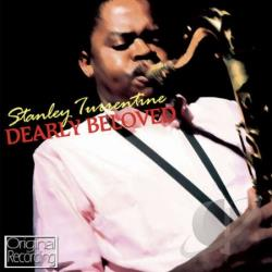 Turrentine, Stanley - Dearly Beloved CD Cover Art