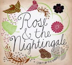 Rose & Nightingale - Spirit Of the Garden CD Cover Art
