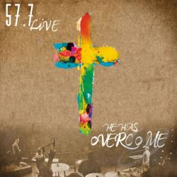 Fifty Seven Seven - He Has Overcome CD Cover Art