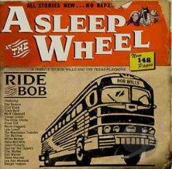 Asleep At The Wheel - Ride With Bob CD Cover Art