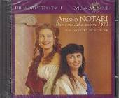 Consort Of Musicke / Rooley, Anthony - Notari: Prime Musiche Nuove, 1613 CD Cover Art