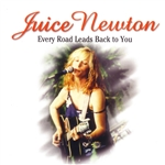 Newton, Juice - Every Road Leads Back to You CD Cover Art