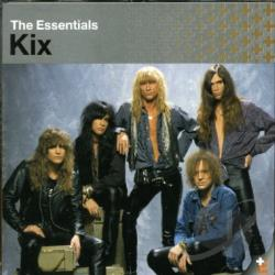 Kix - Essentials CD Cover Art